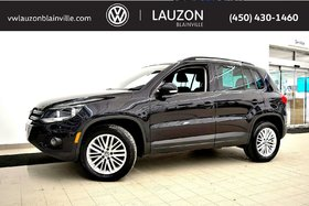 2015 Volkswagen Tiguan Edition special, toit ouvrant