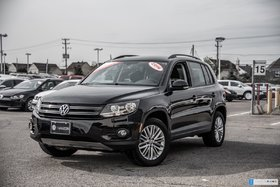 2016 Volkswagen Tiguan Tiguan Special Edition+4Motion+Bluetooth