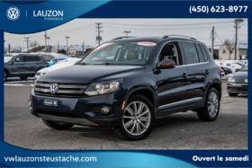 Volkswagen Tiguan Highline+4Motion+Cuir+Toit 2016