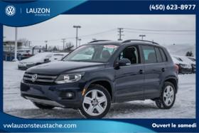Volkswagen Tiguan Comfortline+4Motion+Cuir+Toit+Bluetooth 2016