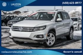 Volkswagen Tiguan Comfortline 4Motion+Cuir+Toit Panoramique 2016