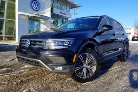 Volkswagen Tiguan HIGHLINE 4MOTION + DRIVE ASSIST. 2018