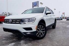 2018 Volkswagen Tiguan COMFORTLINE 4MOTION + TOIT OUVRANT