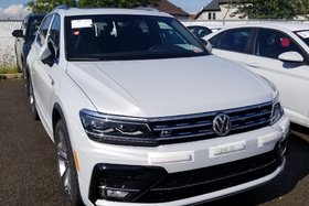 Volkswagen Tiguan Highline 2018