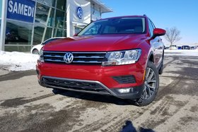 Volkswagen Tiguan Comfortline +4MOTION 2018