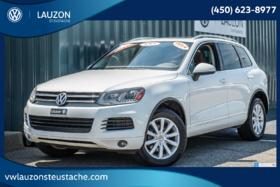 2013 Volkswagen Touareg TDI HIGHLINE+4Motion