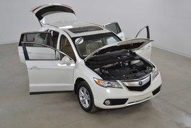 2013 Acura RDX V6 4WD Cuir*Toit*Sieges Chauffants*Camera Recul