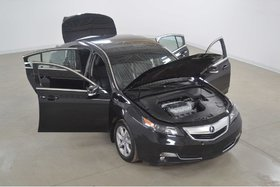 2014 Acura TL V6 Tech. GPS*Cuir*Toit Ouvrant*Camera Recul*