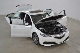 2015 Acura TLX SH-AWD V6 Technologie Cuir brun Impecable !!!