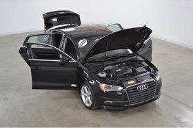 2015 Audi A3 Komfort*Quattro*Toit*Mags
