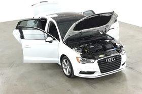 Audi A3 1.8T Komfort Cuir*Toit Ouvrant* Automatique 2015