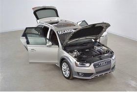 Audi A4 allroad 2.0T Quattro Komfort Cuir*Toit Panoramique 2015