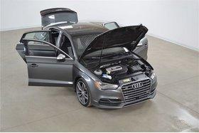 2015 Audi S3 2.0T Technik*B&0S*Nav*