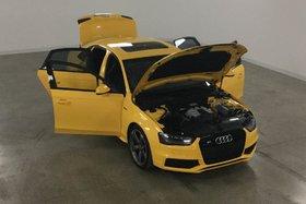 2015 Audi S4 Technik S-Line Quattro V6 3.0T DSG