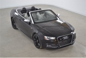 Audi S5 V6T Quattro S-Line S-Tronic Cabriolet 2013
