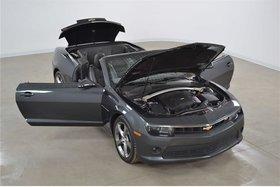 2014 Chevrolet Camaro Convertible RS 2LT V6 3.6L Cuir* Automatique