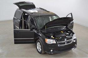 2017 Dodge Grand Caravan Crew Plus Cuir*Stow'N'Go*Camera Recul*