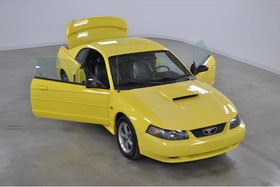 2003 Ford Mustang GT 4.6L Coupe Automatique Belle Mustang !!!