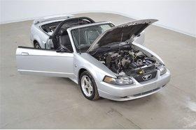2004 Ford Mustang GT 4.6L Convertible Originale, Bas Km Certifie !