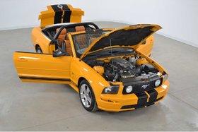 2007 Ford Mustang GT 350 Convertible Manuelle Bas Km Certifie !!!