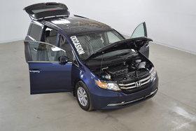 Honda Odyssey EX-L 8 Passagers GPS*Cuir*Toit*Camera de Recul 2015