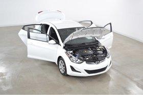 2016 Hyundai Elantra GL Bluetooth*Climatiseur*Sieges Chauffants*