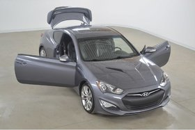 2014 Hyundai Genesis Coupe GT V6 GPS*Cuir*Toit Ouvrant*Camera Recul