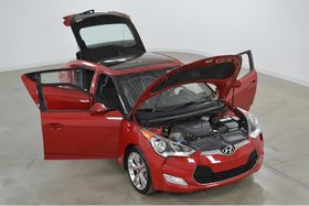 2013 Hyundai Veloster Tech. GPS*Toit Ouvrant*Camera Recul* Manuelle