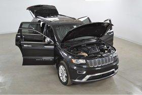 2014 Jeep Grand Cherokee Summit EcoDiesel Garantie JEEP 2019/120 000 Km