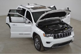 2017 Jeep Grand Cherokee Limited V6 3.6L Cuir*Toit Ouvrant*Camera Recul*