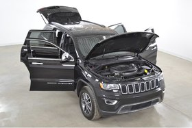 2017 Jeep Grand Cherokee Limited V6 3.6L Cuir*Toit Ouvrant*Camera Recul