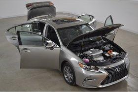 Lexus ES 300h Hybride Cuir*Toit Ouvrant* 6.0L / 100 Km !!! 2016