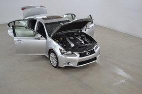 Lexus GS 350 AWD Luxury GPS*Cuir*Toit Ouvrant*Camera de Recul 2013