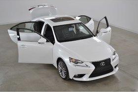 2014 Lexus IS 250 AWD Premium Serie 3 GPS*Cuir*Toit*Sieges Ventiles*