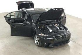 Lexus IS 350 AWD Premium 2 GPS*Cuir*Toit Ouvrant* 2015