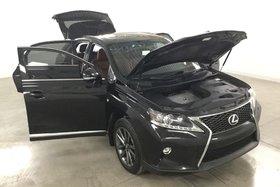 Lexus RX 350 F-Sport 2 GPS*Cuir Rouge*Toit Ouvrantt* 2015