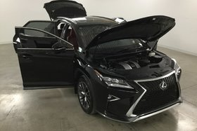 2016 Lexus RX 350 F-Sport 2 GPS*Cuir Rouge*Toit Ouvrant*Camera*