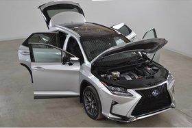 2016 Lexus RX 450h F-Sport 2 GPS*Mark Levinson*Toit Panoramique*