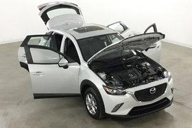 Mazda CX-3 GS 4WD Cuir*Toit*Camera Recul*Sieges Chauffants* 2016