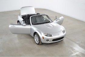 2007 Mazda MX-5 GS Cuir*BOSE*Mags 17 Pouces Manuelle 6 Vitesses