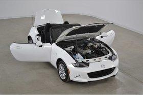 2016 Mazda MX-5 GX Manuelle Tres Bas Kilometrage Certifié !!!