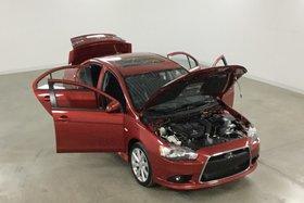 2014 Mitsubishi Lancer Ralliart Turbo AWC SST Sieges Recaro*Toit Ouvrant*