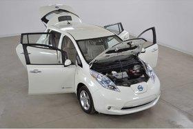 2011 Nissan Leaf SL GPS*Camera Recul*Volant/Sieges Chauffants*