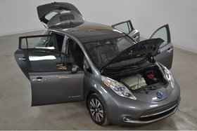 2016 Nissan Leaf SL Quick Charge*GPS*Cuir*Camera Recul*