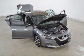 Nissan Maxima SL GPS*Cuir*Toit*Volant/Sieges Chauffants*Camera 2017