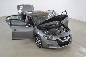 Nissan Maxima SL GPS*Cuir*Toit Ouvrant*Camera Recul 2017