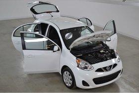 Nissan Micra SV Bluetooth*Cruise*Climatiseur* Automatique 2015