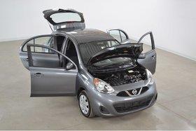 2016 Nissan Micra SV Gr.Electrique*Climatiseur*Bluetooth* Autom.