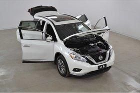 2017 Nissan Murano SV 4WD Toit Pano*Camera Recul*Sieges Chauffants*