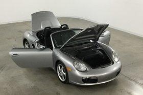 Porsche Boxster 2.7L Manuelle GPS*Cuir Noir*Sieges Chauffants* 2005